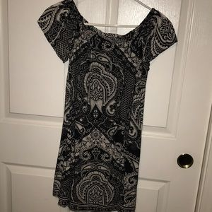 Women's Angie off the shoulder tunic
